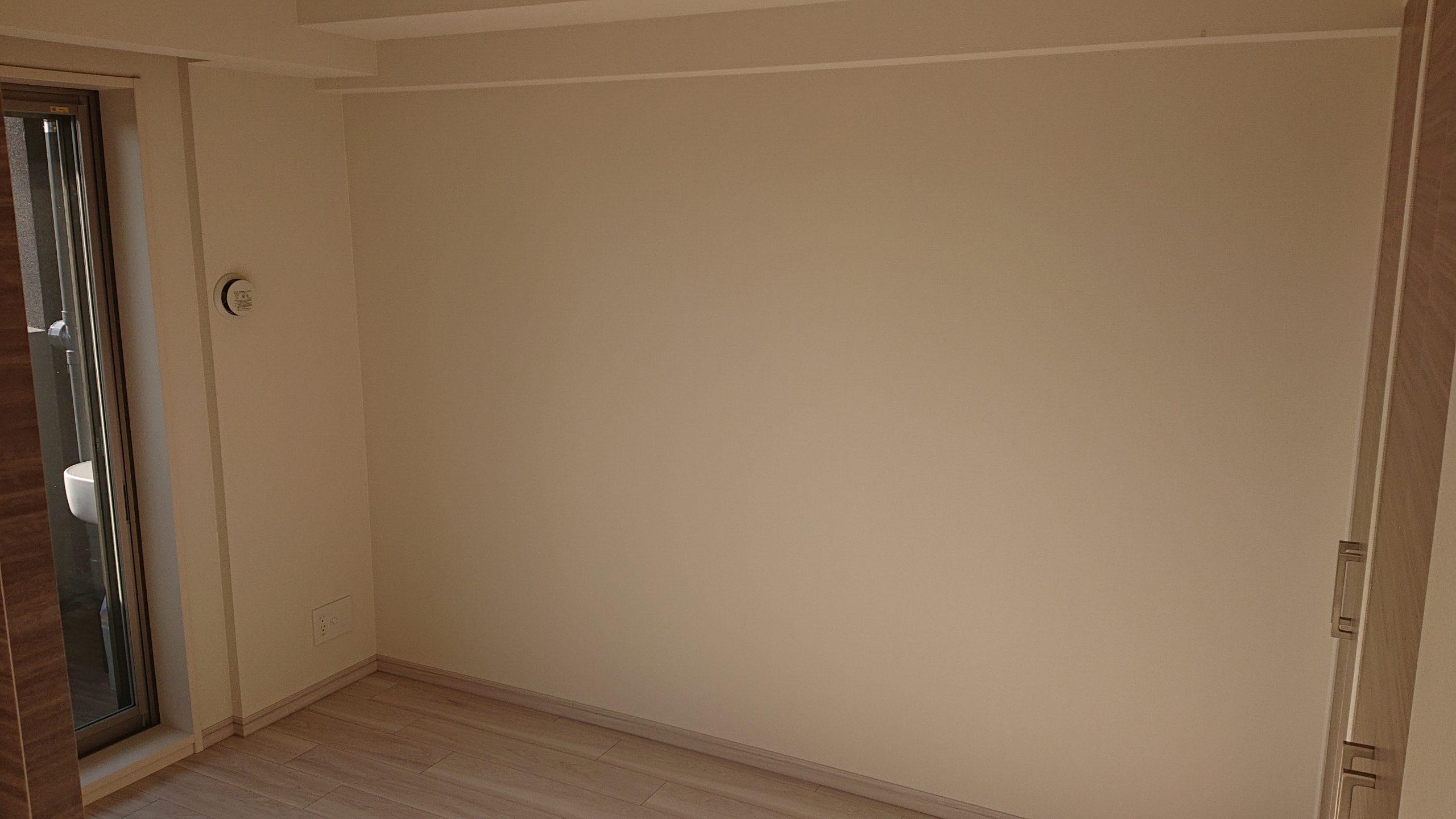 壁紙 施工前