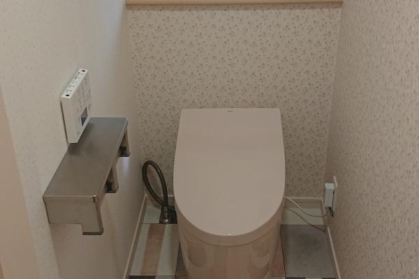 トイレのリフォーム(京都市伏見区)